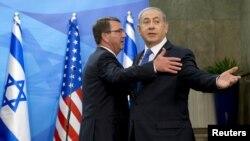 دیدار روز سهشنبه کارتر و نتانیاهو