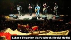 Фота: Łukasz Stepaniuk via Facebook