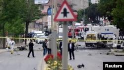 Eksplozija u Istanbulu 12. maj 2016.