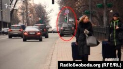 ...Однак і сам Антон Геращенко не надто поважає Правила дорожнього руху