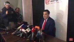 Саакашвили хочет вернуться на территорию Украины