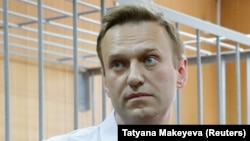 Lideri opozitar rus, Aleksei Navalny.