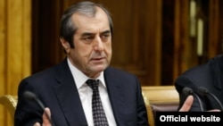 Mahmadsaid Ubaidulloev is currently chairman of the Majlisi Milli, Tajikistan's upper house of parliament.