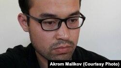 М. Эшонқулова: Facebook тармоғида танилган Акром Маликов (Абдуллоҳ Нусрат) 6 йилга қамалди