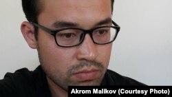 Акром Маликов