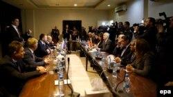 Члены российской парламентской делегации в Сирии (архивное фото)