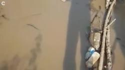 Ağdaşın Bəylik kəndində su problemi- [video]