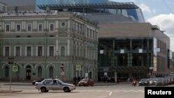 Pamje nga Shën Petersburgu në Rusi
