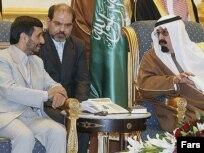 هشدار پادشاه عربستان سعودی به محمود احمدی نژاد