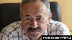 Претседателот на белорускиот синдикат на индустријата за радио и други електронски производи Генадиј Фјадинич