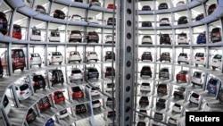 Более четверти авторынка Европейского союза приходится на автомобили немецкой Volkswagen