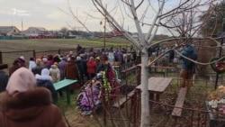 На Київщині прощалися з Ноздровською (відео)