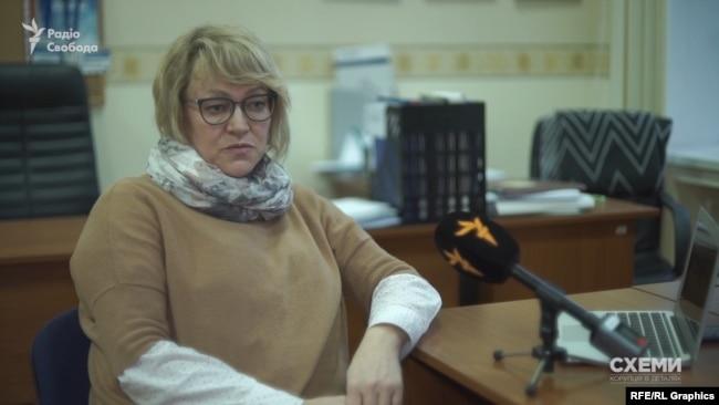 Людмила Панкратова – адвокат Інституту розвитку регіональної преси