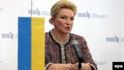 Раїса Богатирьова, архівне фото