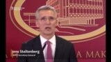Stoltenberg Condemns Killing In Kosovo, Calls for Calm