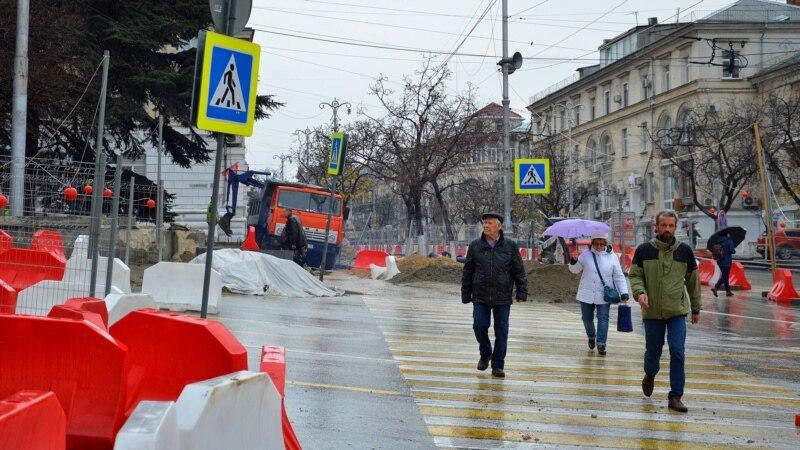 На Крым надвигаются сильные дожди и ветер – спасатели
