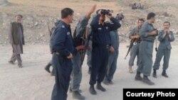 آرشیف، نیروهای امنیتی افغان در بدخشان