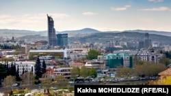 ცათამბჯენის მშენებლობა თბილისში
