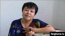 Мӯътабар Тоҷибоева