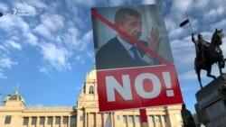 Чехи учетверте вийшли на масові протести проти Бабіша та міністра юстиції