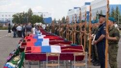 Омскида яраланган хәрбиләр әле дә дәвалана