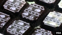 Шоколадки с символикой Республиканской партии США