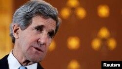 Новоименуваниот американски државен секретар Џон Кери