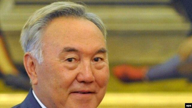 Kazakh President Nursultan Nazarbaev has named a number of relatives to key posts.