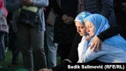 Поточари кај Сребреница