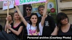 Mia Gonan (u sredini): Priznanje roda nije adekvatno riješeno