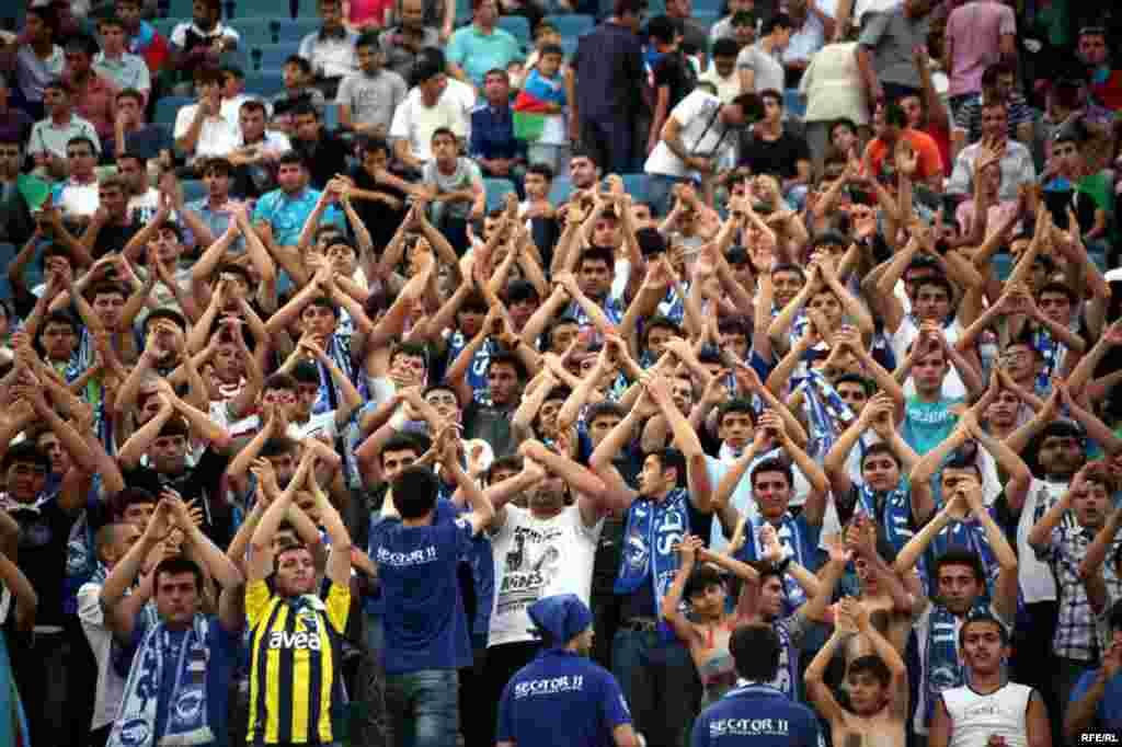 Qarabağ 3 – 0 Banqa #3