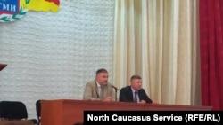 Представления ректора СКГМИ во Владикавказе