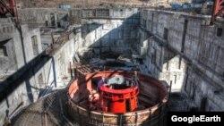 ГЭС Камбар-Ата.