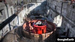 Камбар-Ата-2 ГЭСи