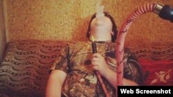 Фото подозреваемого в совершении ДТП подростка.