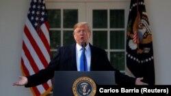 Построяването на стена по границата с Мексико е сред предизборните обещания на Доналд Тръмп.