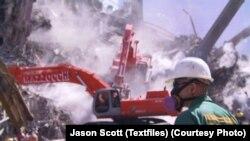 Фотографії з місця трагедії 11 вересня, які ніколи не публікувалися