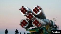 Космостук ракета.