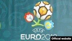 2012 жылғы Еуропа чемпионатының белгісі. (Көрнекі сурет)