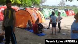 Izbeglički kamp u Subotici, ilustrativna fotografija