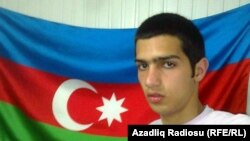 Another young Azerbaijani activist, Cabbar Savalan, was arrested earlier this week.