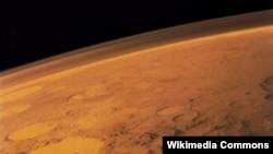 تصویری از سیاره مریخ