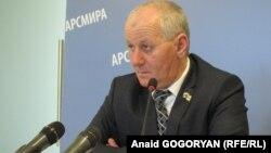 Председатель Государственного таможенного комитета Абхазии Беслан Цвинария