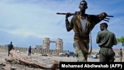 Somali, arxiv fotosu