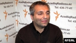 Rejissor Əli İsa Cabbarov.
