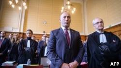 Ramush Haradinaj në një gjykatë në Colmare të Francës