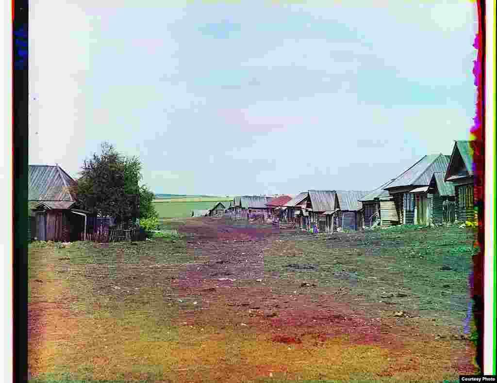 Яхья авылы урамы