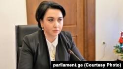 Վրաստանի խորհրդարանի պատգամավոր Էկա Բեսելիա, արխիվ