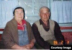 Hatice ve Rustem Ümerovlar