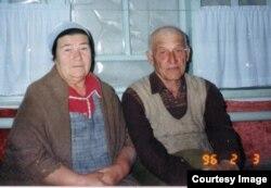 Хатідже і Рустем Умеров